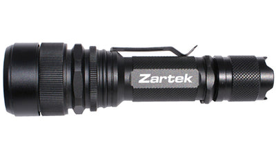 Zartek Rechargeable Flashlight Extreme Bright