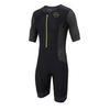 Zone3 Men's Aquaflo Plus Short-Sleeve Trisuit