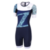 Zone3 Women's Lava Short-Sleeve Trisuit - Kona Edition