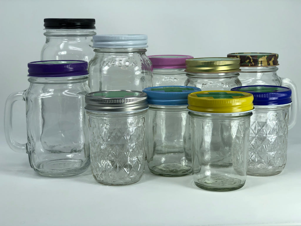 One Mason Jar at a Time