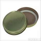 Colourful Mason Jar Lids Glamorous Gold