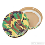 Colourful Mason Jar Lids Incognito Camo