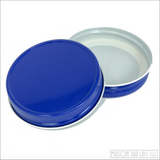 Colourful Mason Jar Lids Royal Blue