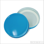 Colourful Mason Jar Lids Sky Blue