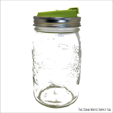 Sippy Snap Lid - Wide Mouth Lids