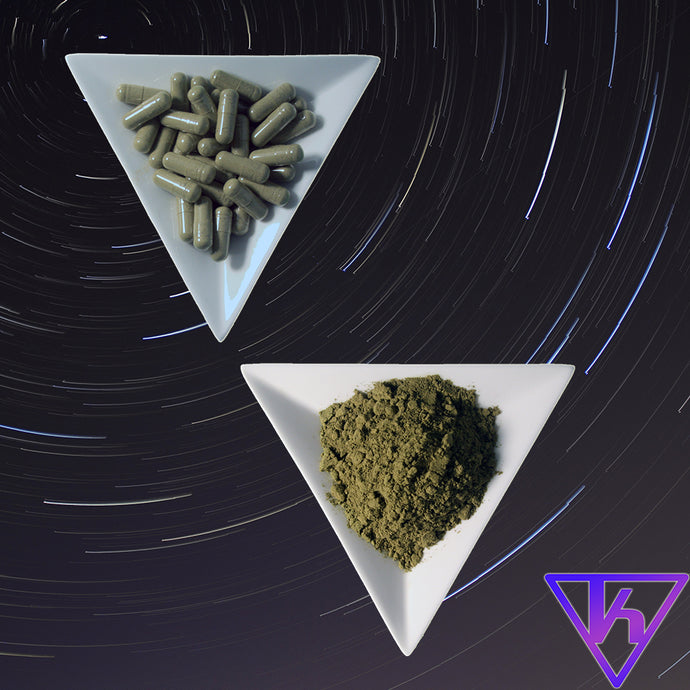 Kratom Capsules vs Powder: Which One is Best?