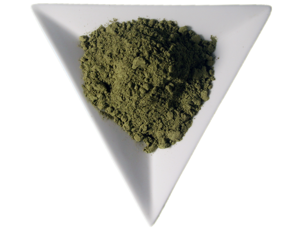 Super Green Jongkong Kratom Powder - KryptoKratom.com