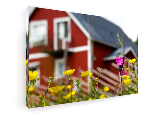 Stretched Canvas Classic – Premium - Swedish style