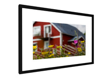 Load image into Gallery viewer, Framed print - Smooth - Swedish style
