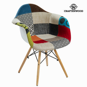 Pp patchwork chair by Craftenwood