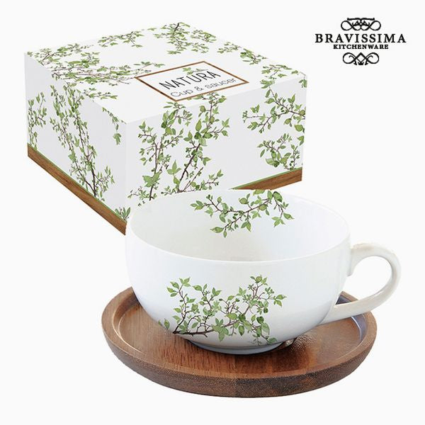Teacup Porcelain by Bravissima Kitchen
