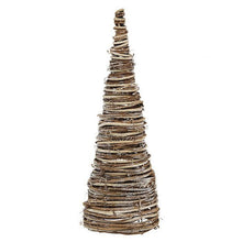 Load image into Gallery viewer, Christmas Tree Christmas Planet 4021 38 cm Wood Brown