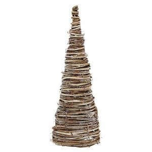 Christmas Tree Christmas Planet 4021 38 cm Wood Brown