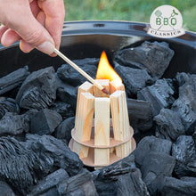 Load image into Gallery viewer, BBQ Classics Wood Fire Starter for Barbecues