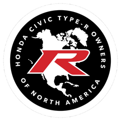 The Honda Civic Type R Owners of North America Store