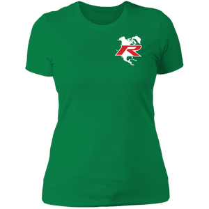 Type R Owners Ladies' T-Shirt - Green
