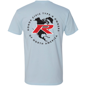 Type R Owners Youth T-Shirt - Sonic Grey Pearl