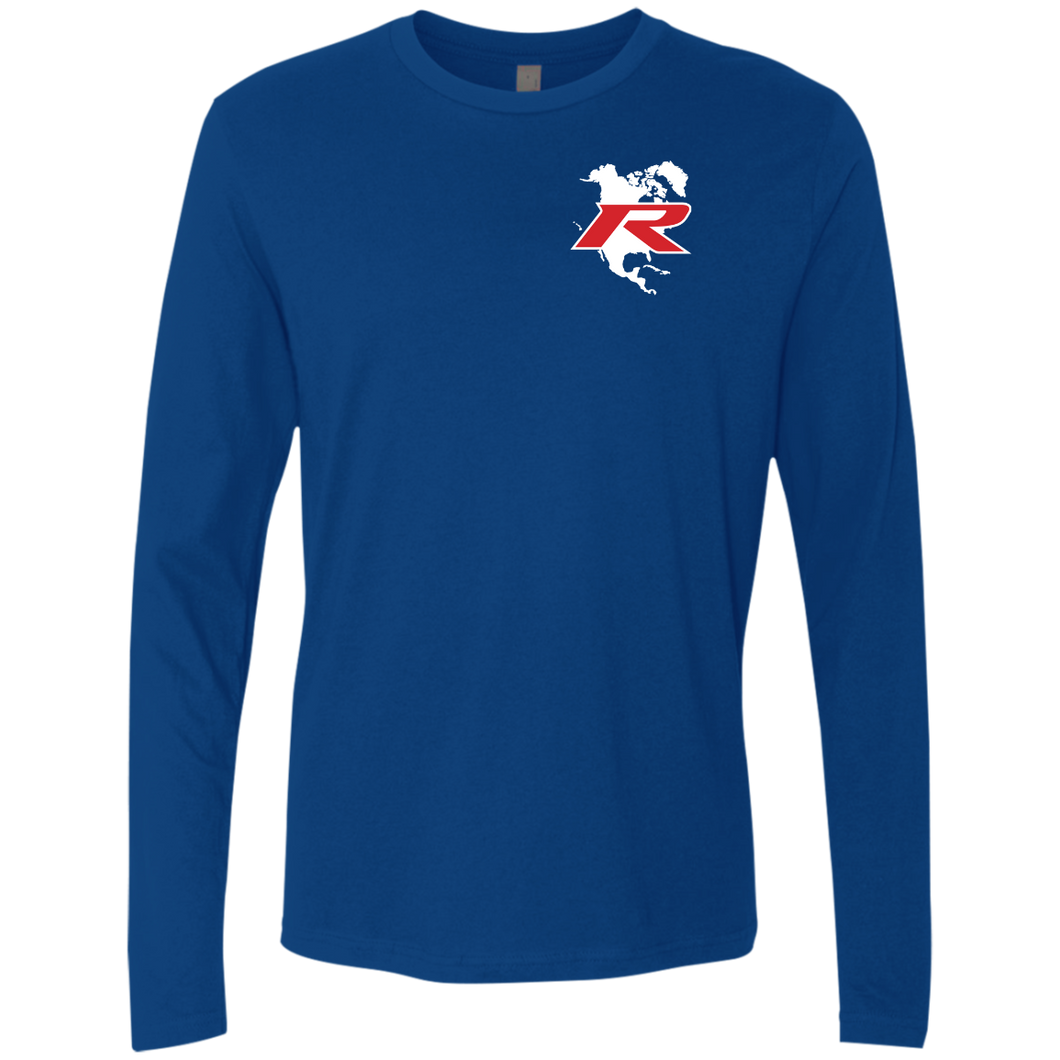 Type R Owners Long Sleeve - Brilliant Sporty Blue