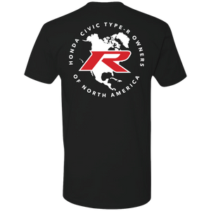 Type R Owners T-Shirt - Crystal Black Pearl