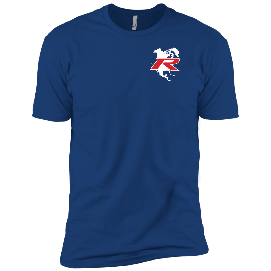 Type R Owners T-Shirt - Brilliant Sporty Blue