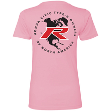 Load image into Gallery viewer, Type R Woman Owner's T-Shirt - Pink