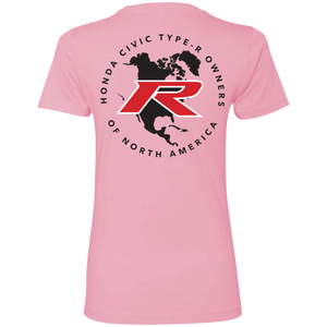 Type R Woman Owner's T-Shirt - Pink