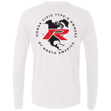Load image into Gallery viewer, Type R Owners Long Sleeve - White