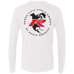 Type R Owners Long Sleeve - White