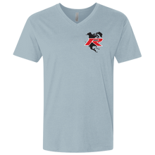 Load image into Gallery viewer, Type R Owners V-Neck T-Shirt - Sonic Grey Pearl