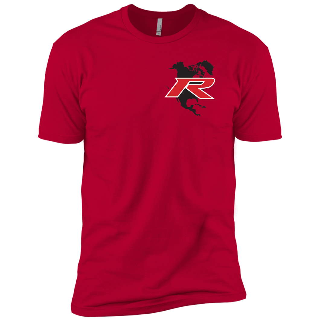 Type R Owners Youth T-Shirt - Rallye Red