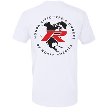 Load image into Gallery viewer, Type R Owners Youth T-Shirt -White