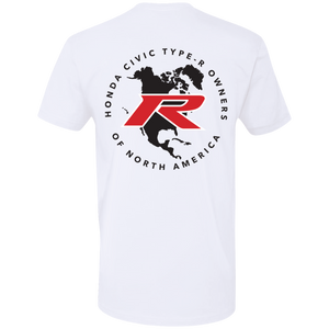 Type R Owners Youth T-Shirt -White