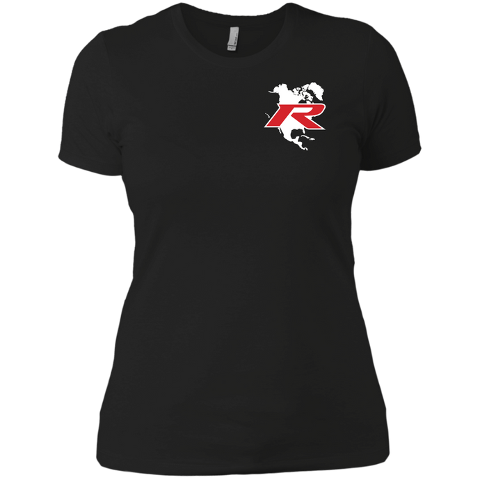 Type R Owners Woman's T-Shirt - Crystal Black Pearl