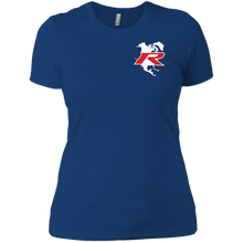 Load image into Gallery viewer, Type R Owners Woman's T-Shirt - Brilliant Sporty Blue