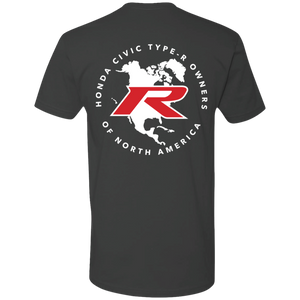 Type R Owners Youth T-Shirt - Polished Metal Metallic