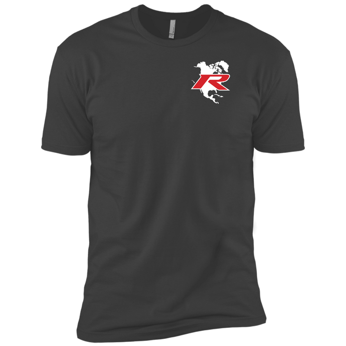 Type R Owners T-Shirt - Polished Metal Metallic