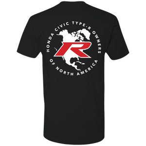 Type R Owners Youth T-Shirt - Crystal Black Pearl