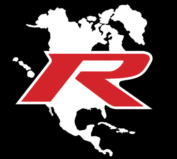 Type R Owners Decal (R Continent Only)