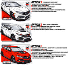 Load image into Gallery viewer, Mystery Box: Type R Owners Personalized & Custom R Owner Print