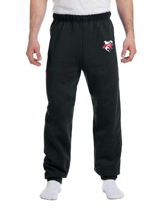 Type R Owners Sweatpants with Pockets - Crystal Pearl Black