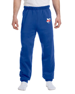 Type R Owners Sweatpants with Pockets - Brilliant Sporty Blue