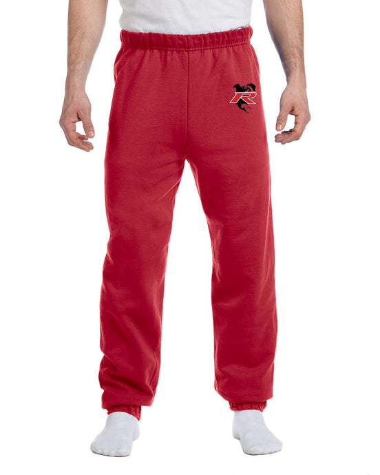 Type R Owners Sweatpants with Pockets - Rallye Red