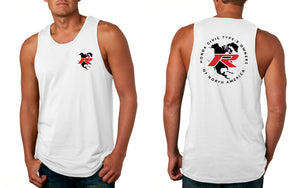 Type R Owners Tank Top - White