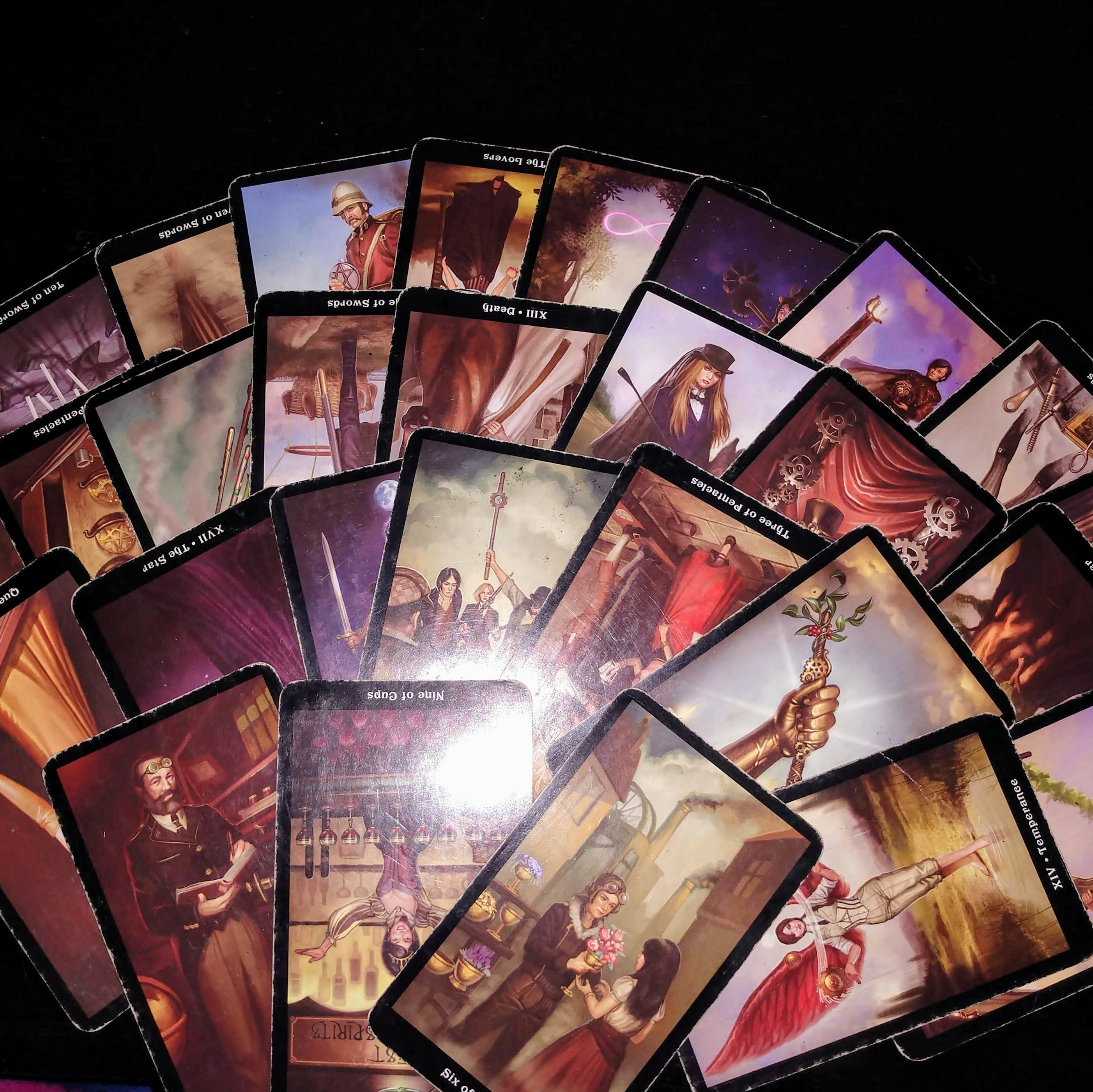 30 Minute Oracle and Tarot Reading