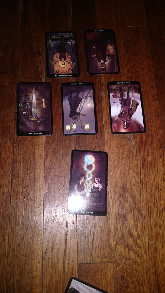 Divination Readings and Tools | Tarot, Lenormand, Oracle, Dowsing