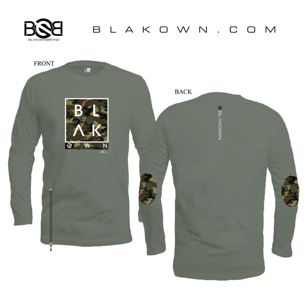 Long Sleeve Camo!
