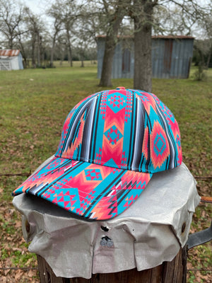 Aztec Ball Cap