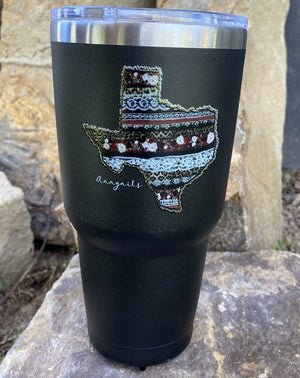 Aztec Texas 30 oz. Cup