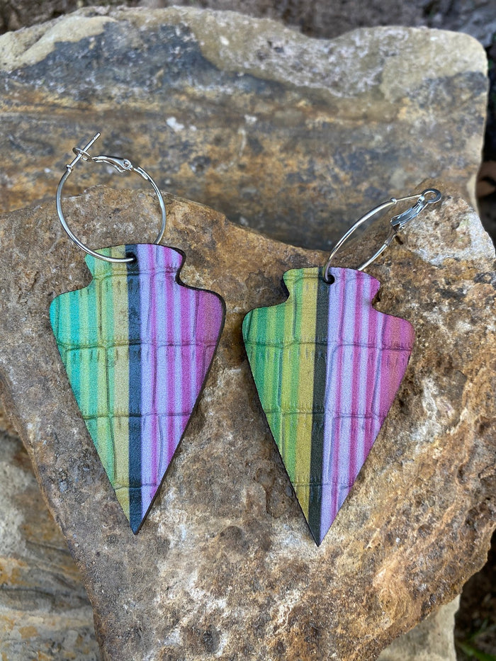 Rise Up Earrings