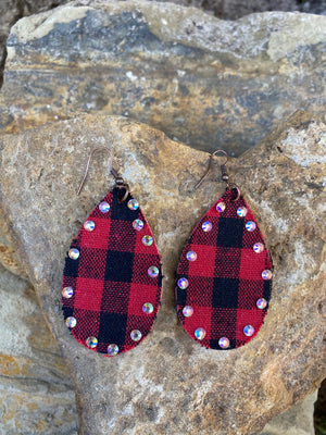 Gypsy Buffalo Earrings